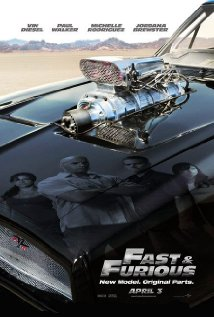 Fast and Furious, the movie